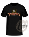Herren T-Shirt - Pirates